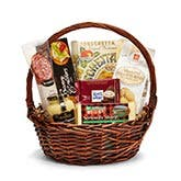 Gourmet Sausage And Cheese Basket