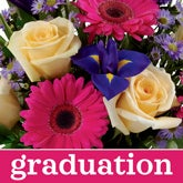 Florist Designed Graduation Bouquet
