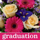 Graduation Bouquet - Florist Designed