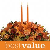 Thanksgiving Centerpiece - Florist Designed