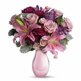 Enchanting Pinks Mixed Bouquet