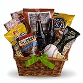 Sporty St Patrick's Day Gift Basket