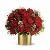 Holiday Elegance Christmas Bouquet