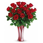 I Adore You Long Stem Roses Bouquet