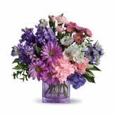 Heartfelt Delight Pastel Bouquet