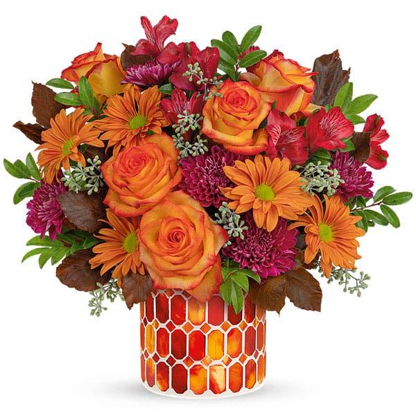 Falling in Love Rose Bouquet