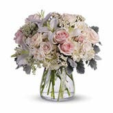 Whisper White Flower Bouquet