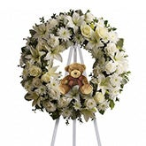 Baby Funeral Flowers For Boy
