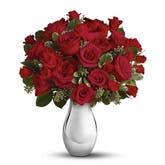 True Romance Red Rose Bouquet