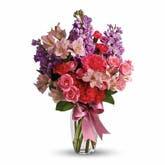 Jumping Joy Pastel Flower Bouquet
