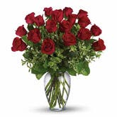 On My Mind Red Rose Bouquet