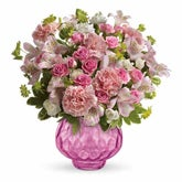 Wonderland Return Pink Rose Bouquet