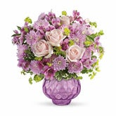 Purple Rose Royalty Lavender Bouquet