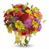 Color Me Yours Mixed Bouquet
