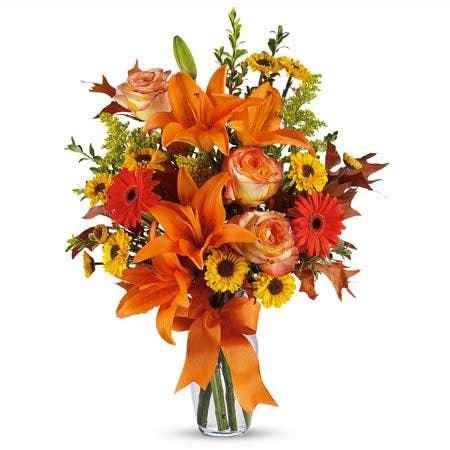 Burst of Autumn Bouquet