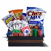 Poker Gift Basket